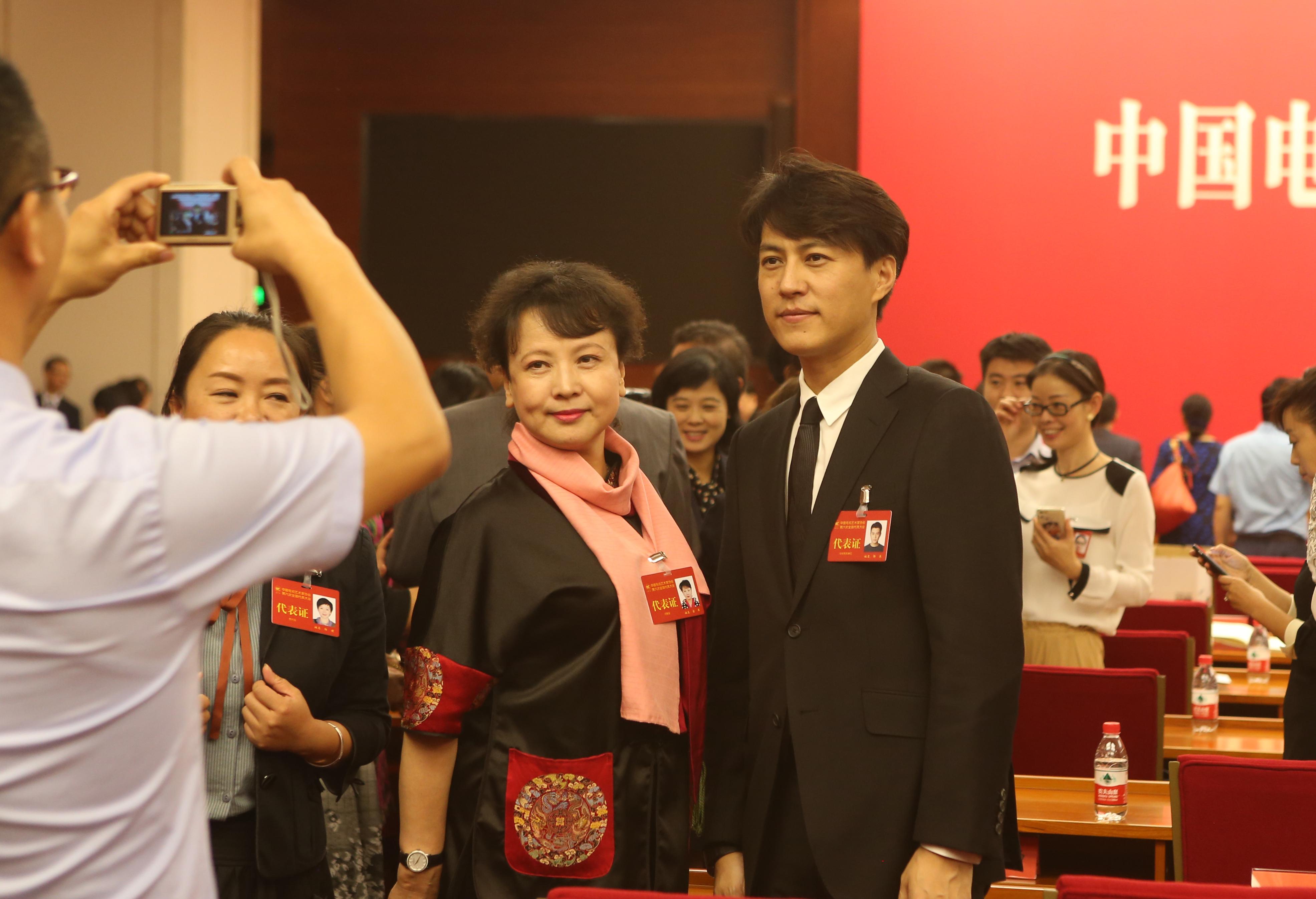 中国视协第六次全国代表大会