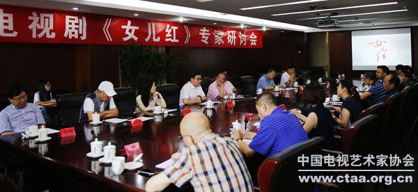 2017(中国视协在京召开电视剧《女儿红》研讨会)