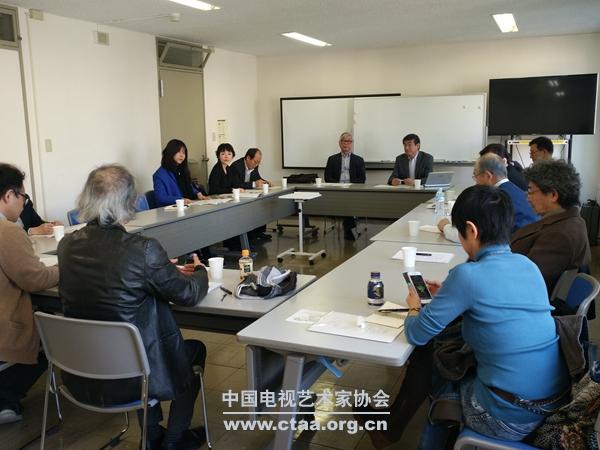 2017(第十七届中日韩电视制作者论坛预备会在东京召开)
